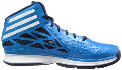 adidas Crazy Fast 2 G98330, Scarpe da basket Uomo Blu (Blau (Solblu/Runwh)