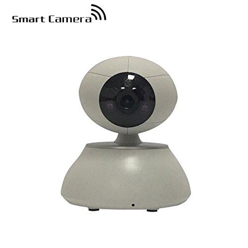 geliefert mit Pan/Tilt IP Kamera, shengyaohul Indoor 720P Full HD Home Security Camera Surveillance, Cam Monitoring with Bewegungserkennung/Alarm kabellos IP-Sicherheit der Kamera Home Surveillance Security Cam