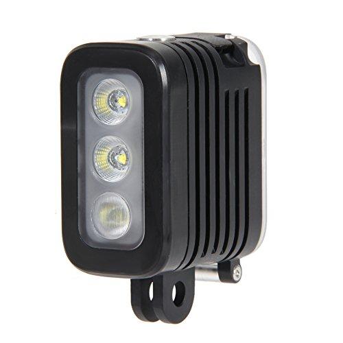 Fill Light Fotografie Trendyest Wasserdicht LED Blitzlicht für Gopro 3 3+ Hero 4 mit Batterie