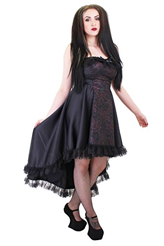 Altissimo Moda -  Vestito  - Corsetto - Senza maniche  - Donna nero 40
