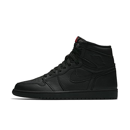 555088 022|Nike Air Jordan 1 Retro High OG Black|43