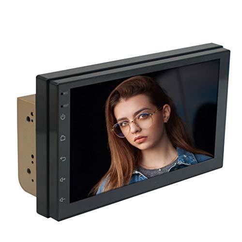 7 Zoll Player Auto Android Monitore Tragbarer Player mit zusätzlichem Bildschirm Bluetooth-Kamera Monitor Fernseher Kapazitiver Bildschirm Speichererweiterung unterstützt mehrere Formate 8803