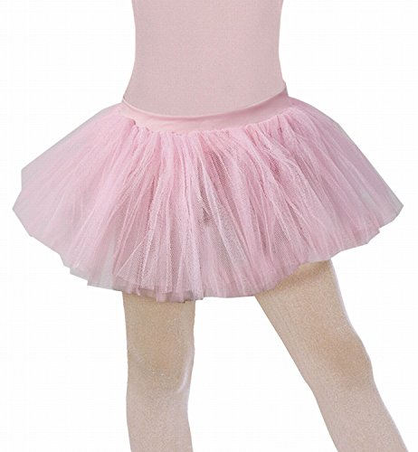 Widmann 1746R - Tutu für Kinder, rosa, Einheitsgröße