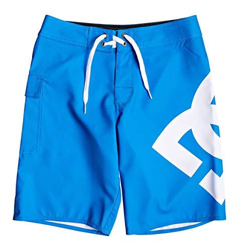 DC Apparel Jungen Lanai 17 Zoll Boardshorts, Brilliant Blue, 26/12 - Dc-boardshorts