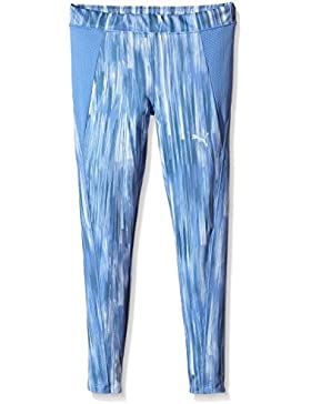 PUMA Hose Active Move Tight G - Prenda, color azul (ultramarine-all-over), talla de: 152