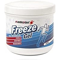 4 x Tubs Of Masterplast Freeze Gel