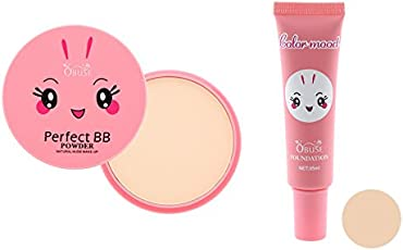 OBUSE Color Mood 2 in 1 Foundation and Perfect BB Powder (1320-01)