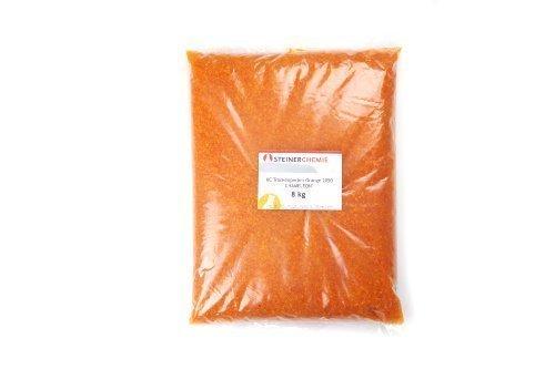 KC-Trockenperlen® Orange Chameleon®, Beutel a 8kg (regenerierbar)