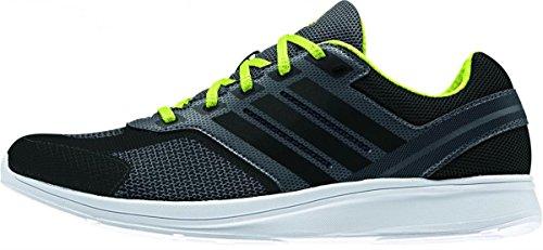 Adidas baskets - Grau-Grün-Schwarz