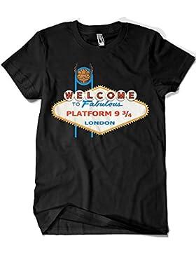 Camisetas La Colmena 2756-Camiseta Premium, Viva Plattform (Karlangas)