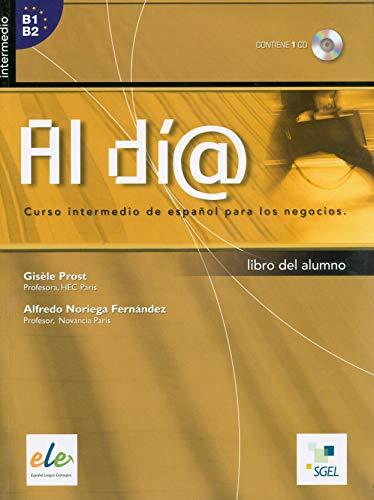 Al día intermedio alumno + CD (B1-B2) (Al Dia)