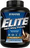 Dymatize Elite 100% Whey Protein (5LBS,R...