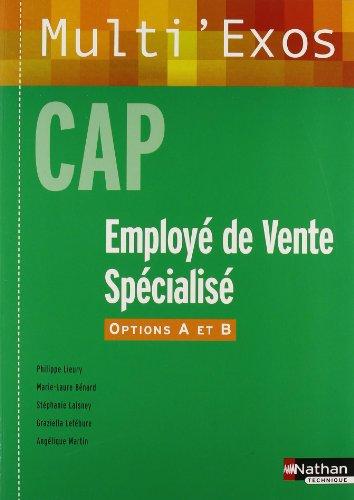 EMPLOYE VENTE SPEC A/B CAP ELE