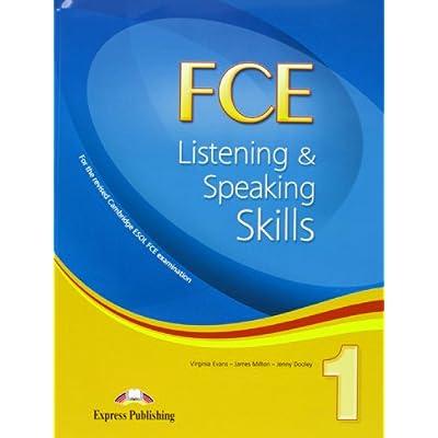 adomas anil fce listening speaking skills per le scuole