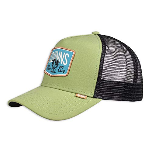 Djinns - Do Nothing Club Sunnyfab (Moss) - Trucker Cap Meshcap Hat Kappe Mütze Caps -