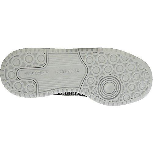 adidas Unisex, bambini Veritasid Kid scarpe sportive Bianco-Nero
