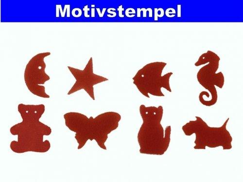 Mako Motive-Schablone Buchstaben