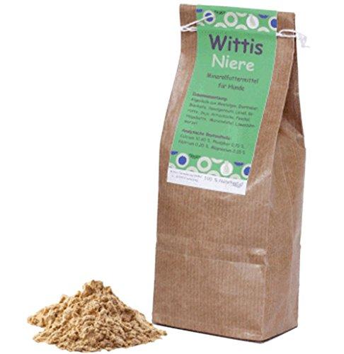 Wittis Supplement Niere 300g, Futterergänzungsmittel für Hunde