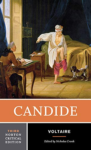 Candide (Norton Critical Editions) por Voltaire
