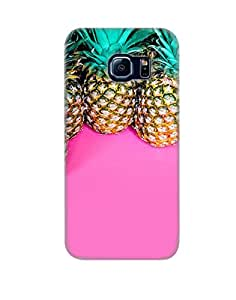 Pick Pattern Back Cover for Samsung Galaxy S6 Edge Plus SM-G928T (MATTE)