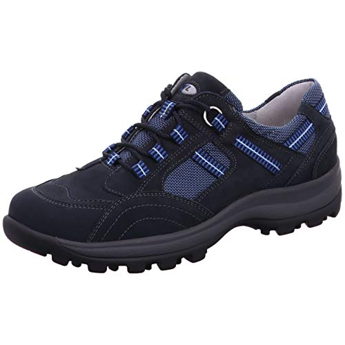 Waldläufer Damen Komfort Holly 471008-201-194 blau 495222