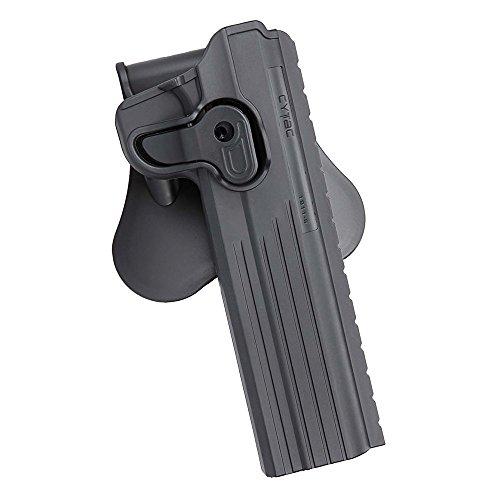 CYTAC CY-1911/6 Polymer Holster - Colt 1911 6