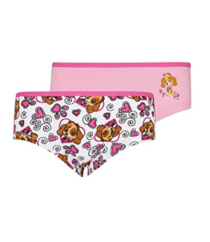 Paw Patrol Girls 2 pack brief - fuchsia