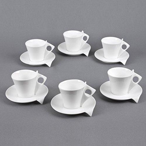 TABLE PASSION APD3044091 Tasse, Porcelaine, Multicolore, 34 X 50
