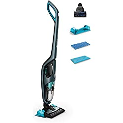 Philips FC6409/01 PowerPro Aqua Aspirateur Balai 4 en 1