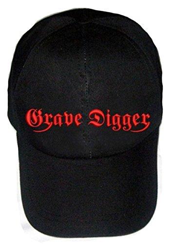 ValueMerch GRAVE DIGGER - Logo - Basecap/Mütze (Digger Mütze)