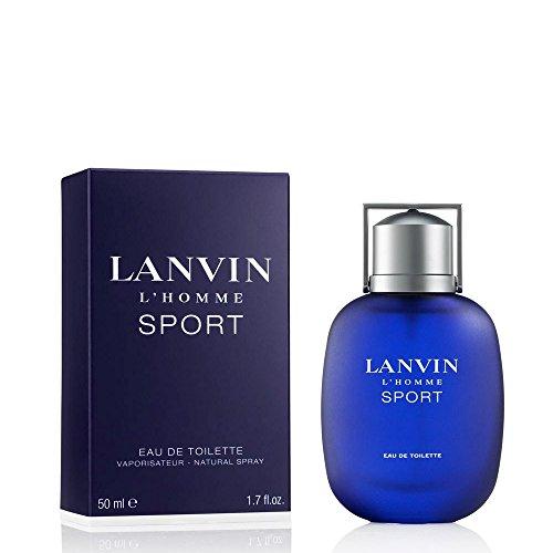 LANVIN L'HOMME SPORT EAU DE TOILETTE VAPO 50 ML ORIGINALE