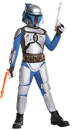 Deluxe Kinderkostüm - Größe M - 127-137cm (Stars Wars Kostüme)