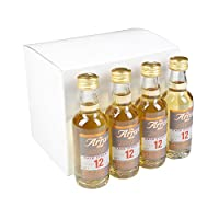 Arran 12 year old Cask Strength Single Malt Scotch Whisky 5cl Miniature - 12 Pack from Arran