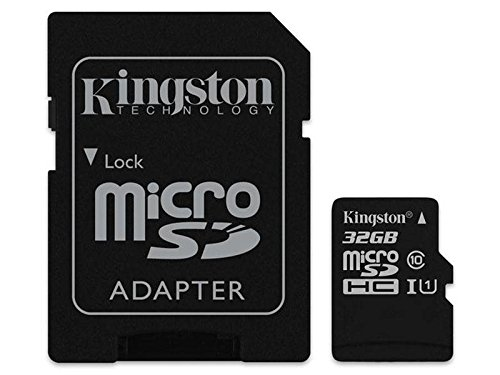 Kingston 32 GB Micro SD HC Memory Card For TomTom GO 6000 SAT NAV, [Import UK-]