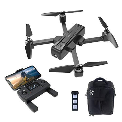 JJRC 5G WiFi FPV 2K HD Kamera kardanisch GPS Bürstenloses RC-Drohne mit Optischer Durchflusspositionierung,Follow Me-Modus,Kopfloser Modus,One Key Return,Faltbare Drohne für Anfänger und Profis (A) - Hd Keys