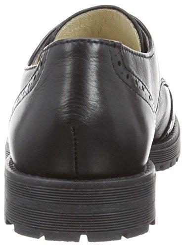 FRODDO G4130019, Espadrille Flats garçon Noir (Black)