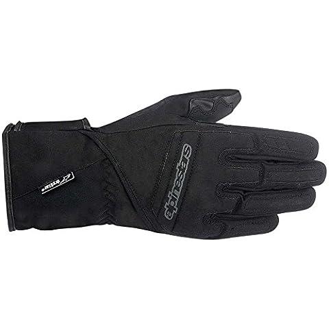 Alpinestars SR-3 Drystar Gloves 2016 - Black XL (11cm)