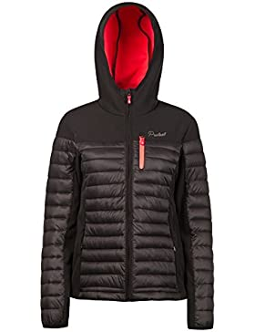 Protest Aaliyah 16 Outerwear - Chaqueta para mujer, color negro, talla XL