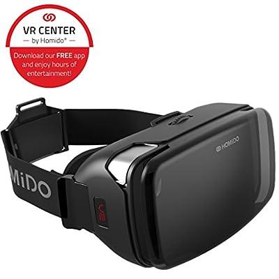 Homido V2 de HOMIDO - Lunettes 3D , Stations d'accueil, Lunettes 3D pour TV