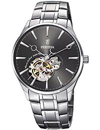Festina Herren-Armbanduhr Analog Automatik Edelstahl F6847/2