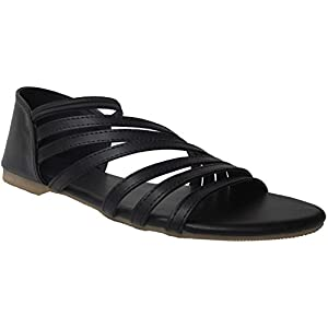 Black Sandal | Black Slippers | Women Sandals | Girls Sandals | Slippers | Chappals | flats | slipper for women