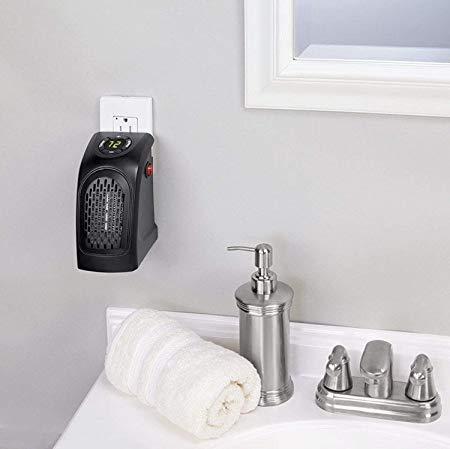 MOHAK Quick & Easy Heat Anywhere Powerfull handy Room Heater handy Heater Fan Room Heater