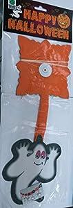 Carnival Toys - Guirnalda de 3 m para Halloween, de Papel, con Fantasmas