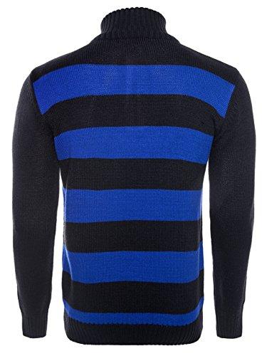 Giorgio Di Mare Pull Men's Jersey gi1788664gi2226446gi5534166 Multicolore - Noir