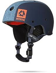Mystic MK8X Casco 2017Denim, color Denim, tamaño extra-large