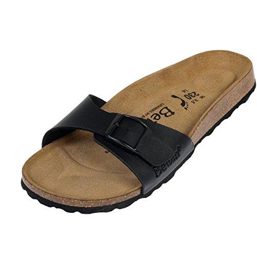 Birkenstock ,  Sabot/sandali uomo nero