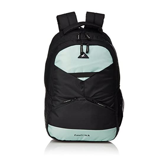 Fastrack 23.65 Ltrs Black School Backpack (A0709NBK01)