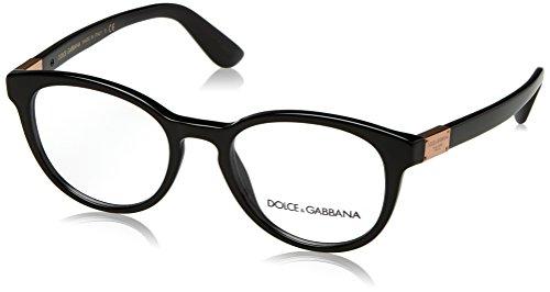 Dolce & Gabbana Gestell 3268_501 (54.1 mm) schwarz