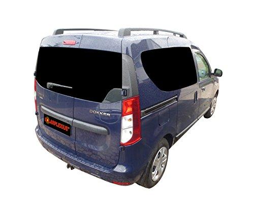 Autosonnenschutz ohne Folie DACIA DOKKER 2x Schiebetür Bj.ab 13 Art.28555-6