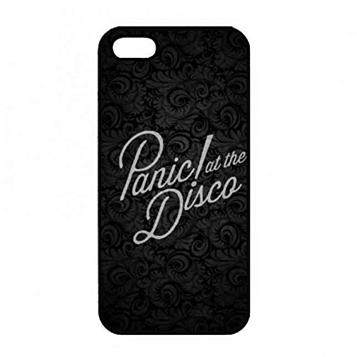 he Hülle,Panic At The Disco Mode Logo Handytasche,Apple iPhone 5/5S/SE Schutz Handytasche Panic At The Disco Logo Hülle ()
